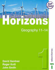 Horizons Geography 11-14 Student Book 1 by Knill, Roger ( Author ) ON Jun-17-200