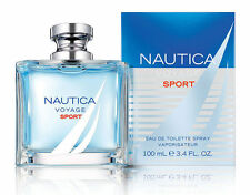 Nautica Voyage Sport by Nautica 3.4 oz EDT Cologne for Men New In Box Sealed