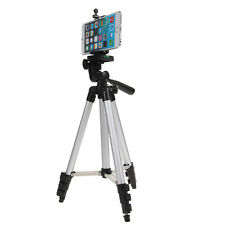 Outdoor Camera Tripod Mount Stand Holder Portable for Smart Mobile Phone