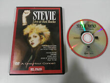 STEVIE NICKS LIVE AT RED ROCKS DVD A ONE HOUR CONCERT REGION 0 ALL ENGLISH