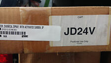 TRACTOR CAB FILTER, ACTIVATED CARBON,CAF/JD24V, 10X18