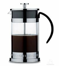 Grunwerg Deluxe 3 Cup Glass Cafetiere Coffee Maker With Plunger