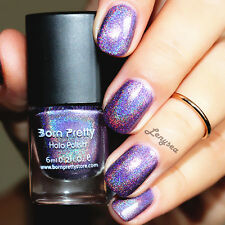 Born Pretty Holographic Nail Polish Holo Glitter Varnish Hologram Effect 6ml 11#