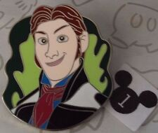 Hans Smiles Smirks and Sneers Mystery Frozen Villain Disney Pin Buy 2 Save $