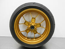#0325 - 2007 07 Aprilia RSV 1000R   OZ Forged Rear Wheel