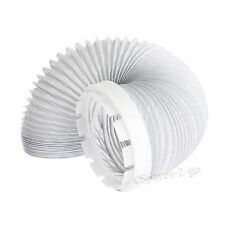 CRUSADER Tumble Dryer Vent Hose & Adaptor Kit Steam Outlet Pipe 9037