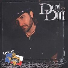 Live at Billy Bob's Texas by Deryl Dodd (CD, Aug-2003, Smith Entertainment)
