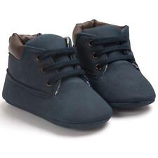 Winter Baby Boys Girls Shoes Soft Sole Leather Snow Infant Toddler Shoes DB13~