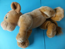 "Disney Store The Lion King Grande 16"" Juguete Suave Felpa Simba Super"
