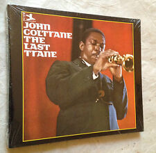 JOHN COLTRANE CD THE LAST TRANE OJC20 394-2 2003 JAZZ
