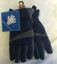 Next Boys Gloves,  Skiing Holidays Boys Ski Gloves  7-10 Years New Thinsulate.