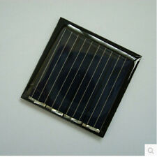 10X 2V 40mA 0.08W 45X45mm Micro Mini Power Solar Panel Cell For Light Charger