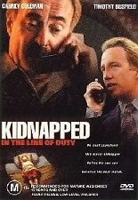 KIDNAPPED IN THE LINE OF DUTY Dabney Coleman DVD All Zone - NEW