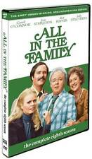 ALL IN THE FAMILY: SEASON 8 (Frank Maxwell) - DVD - Region 1 Sealed