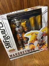 Bandai S.H.Figuarts Digimon Adventure WARGREYMON CHILDRENS WAR GAME from JAPAN