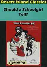 Should a Schoolgirl Tell?  DVD NEW
