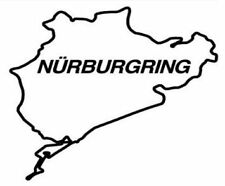 Nurburgring Vinyl Decal Sticker