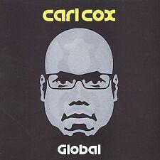 Carl Cox Global CD  2002 2 CDs UK Import NEW
