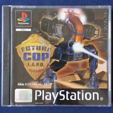Ps1-PlayStation ► Future Cop-policia de los angeles 2100 ◄ top | rar