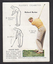 John Player - Golf 1939 (Overseas) - # 6 Mashie Shot