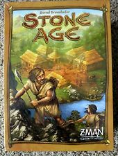 Stone Age Board Game by Z-Man Games New sealed