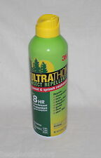 NEW 3M Ultrathon 6oz Aerosol Spray Mosquito Tick Bug Insect Repellent DEET