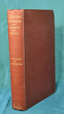 Ethiopic Grammar by August Dillman Carl Bezold 1907 African Language 2nd Edition