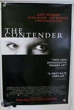 The Contender  ROLLED MOVIE THEATER POSTER