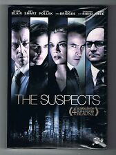 THE SUSPECTS - SELMA BLAIR & BEAU BRIDGES - DVD NEUF NEW NEU