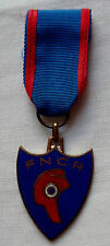 Médaille WWII FNCR FFI RESISTANCE FED. NATIONALE COMBATTANTS REPUBLICAINS MEDAL