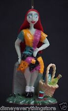DISNEY NIGHTMARE BEFORE CHRISTMAS SALLY CUSTOM ORNAMENT NEW