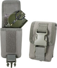 Foliage Green MOLLE Strobe-GPS-Compass Pouch