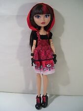 "EVER AFTER HIGH HAT TASTIC CERISE HOOD 11"" DOLL MATTEL"