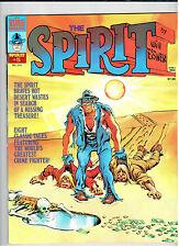 Warren Magazine THE SPIRIT #5 Dec 1974 vintage comic Will Eisner