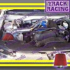 2002 2003 CHEVY TRAILBLAZER GMC ENVOY BRAVADA 4.2L I6 AIR INTAKE KIT Blue Red 2