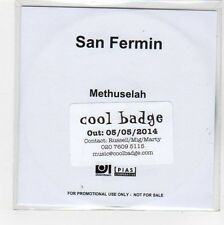 (FE2) San Fermin, Methuselah - 2014 DJ CD