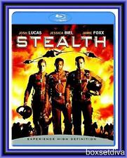 STEALTH (2007) *BRAND NEW BLU-RAY - REGION FREE*