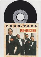 Four - Tops - Indestructible