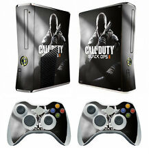 COD 265 Vinyl Decal Cover Skin Sticker for Xbox360 slim and 2 controller skins