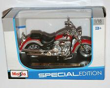 Maisto-Yamaha 2001 Road Star Moto-Escala Modelo 1:18