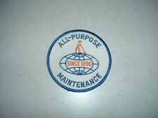 PATCH SECURITY ALL PURPOSE MAINTENANCE OLDER 4  INCHES