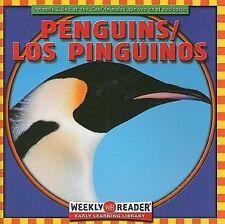 Penguins/ Los Pinguinos Animals I See at the Zoo