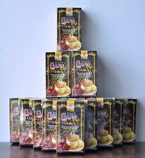 12 Boxes Coffee Gano Excel Ganocafe 3 in 1 Ganoderma Free With Express Shipping