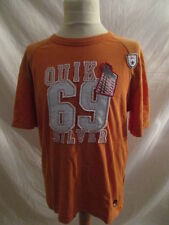 T-shirt Quiksilver Orange Taille 10 ans à - 51%