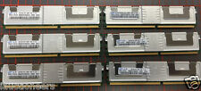 Samsung 8GB Kit 4x2GB PC2-5300F DDR2-667MHz ECC M395T5750EZ4-CE65 Server RAM
