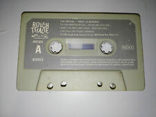 THE SMITHS MEAT IS MURDER MORRISEY CINTA TAPE CASSETTE ROUGH TRADE 1985 SIN CAJA