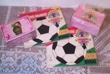 Mexico 1986 Football World Cup Album with 100 unopen packs / Dist. Reyauca.-