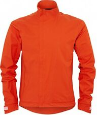 Rapha Orange Urban City Rain Jacket. Size Small. NEW
