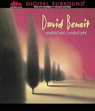 American Landscape by David Benoit (CD, 1997, DTS Entertainment)