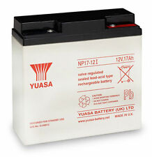 YUASA Battery for Honda, Castel, John Deere, Simplicity, Stiga & Alko Lawnmowers